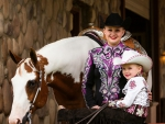 Cowgirl Family