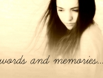 Words and Memories