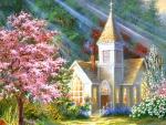Spring Sanctuary