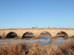 Old stones bridge.