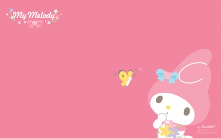 My Melody - Hello Kitty u0026 Anime Background Wallpapers on Desktop