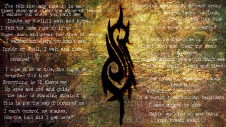Slipknot - Wait and Bleed - Music & Entertainment Background