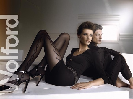 Wolford,model, - mode, wolford