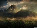 great mountain landscape