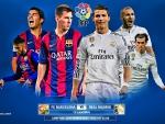 FC BARCELONA - REAL MADRID EL CLASICO 2015