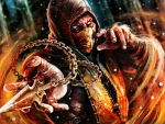 Mortal Kombat X Scorpion Fan Art