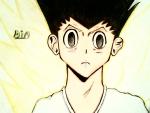 hunretxhunter anime fan art