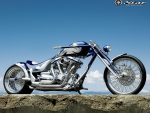 custom star motorcycle