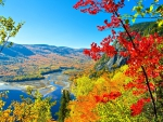 AUTUMN from the MOUNTAINS