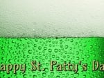 Saint Patrick's Day Beer