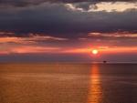 * Sunset *