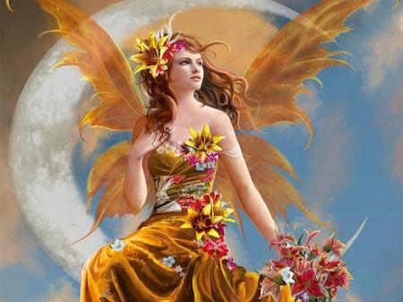 Beautiful Fairy Wallpapers For Desktop