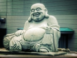 the fat buddha