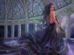 Elegant Maiden