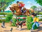 Horse Riding Holidays