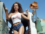 Trucking Cowgirl