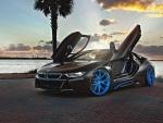Car BMW i8