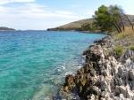 grebastica beach croatia