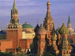 basil cathedral kremlin moscow