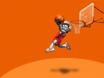 Robot Play Basketball