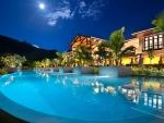 Resort in Seychelles
