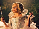 Helena Bonham Carter as Fairy Godmother