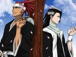 Renji And Byakuya