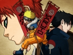 Uchiha, Sasuke And Naruto