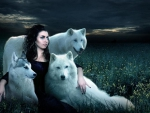 Melissa The Lady of the Wolves ♥