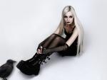 Raven Gothic Girl