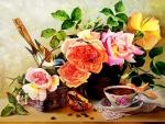Generous blooming