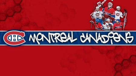 Canadiens De Montr Al Montreal Canadiens Hockey