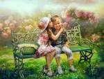 Spring Kisses