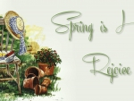 Spring Is Here f