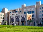 Palace Hotel in Aden, Yemen