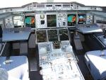 Airbus A380 Flight Deck