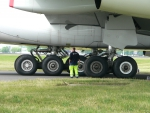 Airbus A380 Landing Gear