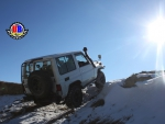 Mongolian Toyota Land Cruiser 70 Series