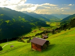 Serene Scenery