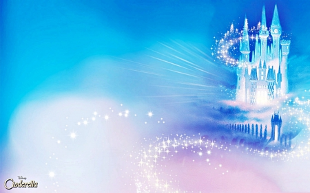 Cinderella S Castle Movies Entertainment Background Wallpapers