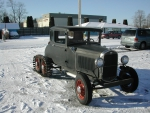 Model A Snow Mobile