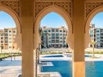 A view from Arabian Terrace