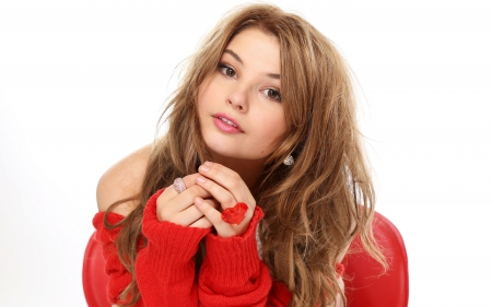 stefanie scott - stefanie, female, scott, actress