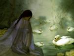 Swan Lady
