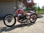 1968 Harley Davidson Panhead