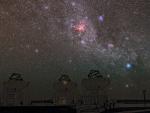 A Beautiful view of Carina Nebula