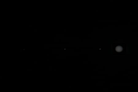Jupiter and moons - solar system, moons, jupiter, space