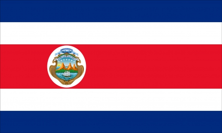Flag Of Costa Rica Other Abstract Background Wallpapers