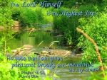 God is my Highest Joy