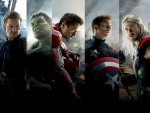 Avengers: Age of Ultron Team